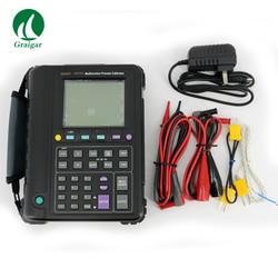 MS7224 wielofunkcyjny kalibrator procesów kalibrator procesów RTD i termopara pomiar prądu stałego i napięcie prądu stałego z podświetleniem
