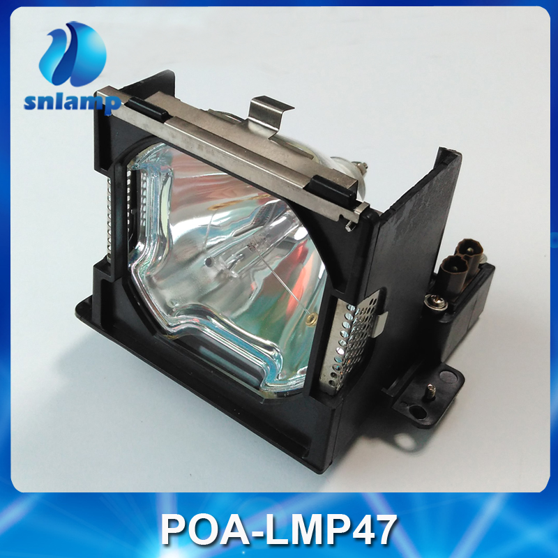 Hot sale compatible projector lamp POA-LMP47 610-297-3891 for PLC-XP46 PLC-XP46L PLC-XP41L compatible projector lamp for sanyo poa lmp47 610 297 3891 plc xp41 plc xp41l plc xp46 plc xp46l plc xp4600