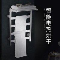Электрический Полотенцесушитель Отопление умный сушки Туалет нержавеющая сталь 304 аксессуары для ванной бытовая техника