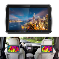 10.1 Ultra thin HD LED Clip on Headrest DVD Player