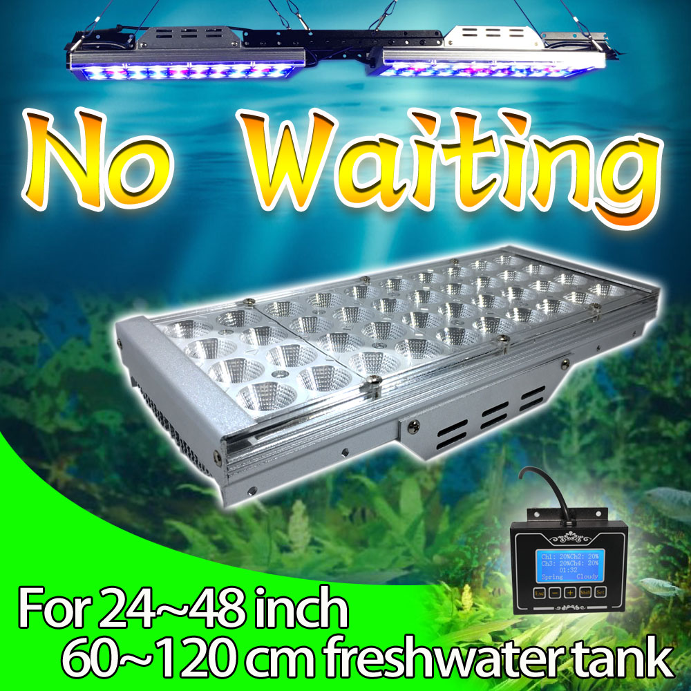 Fish tank light timer - Programmable Led Aquarium Lights Dimmable Timer For Aquarium Fish Freshwater Plant Tank Lamp Led Sunrise Sunset