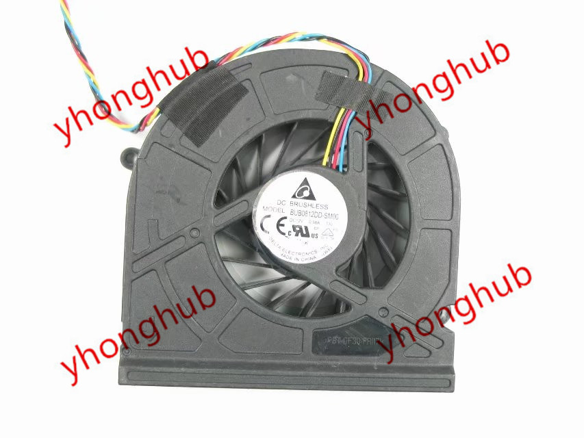 2018 Delta Electronics BUB0812DD SM00 Server Cooling Fan DC 12V 0 58A 4  Wire From Yvong, &Price