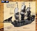 Pérola negra navio pirata 1184 PCS DIY blocos de construção de brinquedos brinquedos