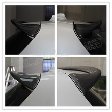 For BMW F20 Spoiler 2012 – 2016 1 Series 116i 120i 118i M135i F20 Carbon Fiber Rear Roof Spoiler AC Style F20 Spoiler