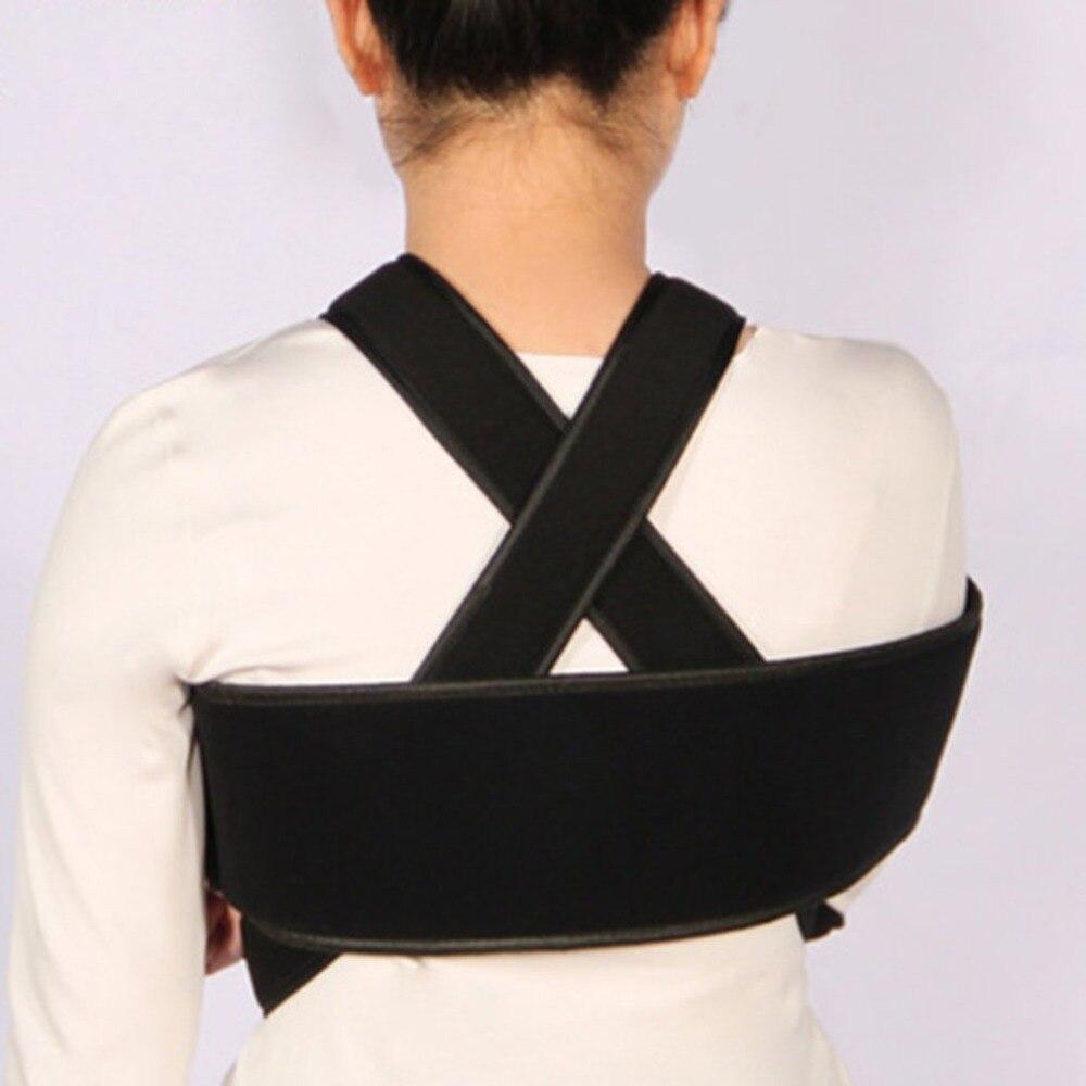 Detalle Comentarios Preguntas sobre Brazo médica Sling hombro Brace  ajustable manguito rotador y codo apoyo incluye inmovilizador para  recuperación rápida ... 8ebdae09ce9c