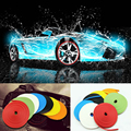 2016 New design car styling Creative car wheel protection ring Tire protection ring Bumper strip wheel eyebrow decoration line