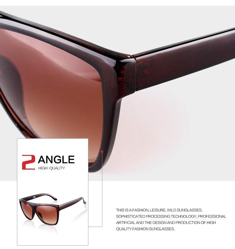 אופנה קיץ סגנון משקפי שמש נשים מותג משקפיים מעצב בציר משקפי שמש של נשים משקפי שמש Oculos דה סול Femimnino TJ5201
