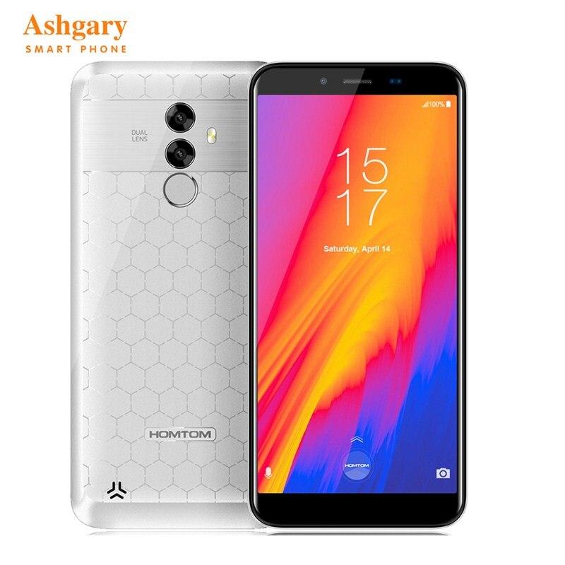 Купить HOMTOM S99 4G оригинальный смартфон Android 8,0 Phablet 5,5 дюйма MTK6750 Octa Core 1,5 GHz 4 GB Оперативная память + 64 GB Встроенная память 6200 mAh мобильный телефон на Алиэкспресс