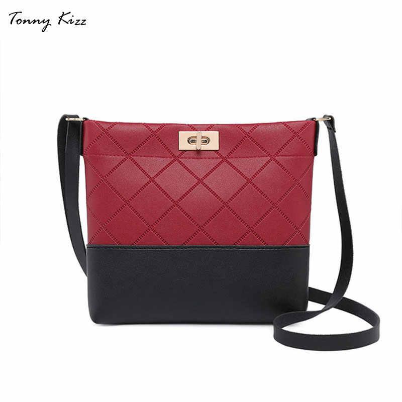 Сумка женская через плечо алмазной решетки,маленькая сумка на плечо,сумка женская кожа большой ёмкости