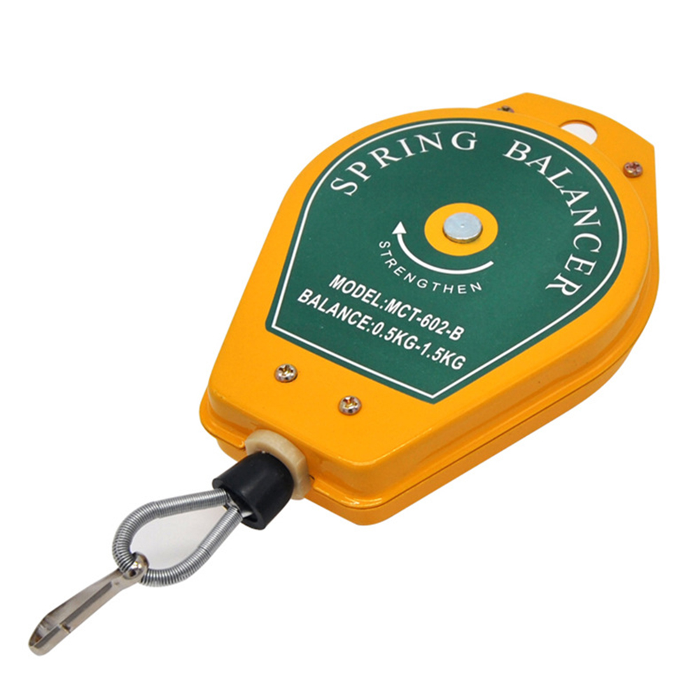 Electric spring driver spring balance crane electric batch spring tension balancer Spring balancer slaixiu spring