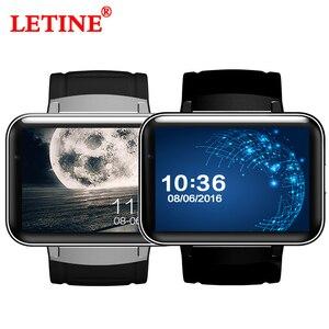 LETINE GPS Smart Watches DM98