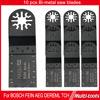 10 pcs 32mm Bi-metal Oscillating MultiTool saw blade fit for Makita,AEG,Fein and most brands of multi-tool, FREE SHIPPING