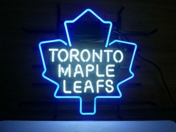 Toronto Maple Leafs Neon Light Sign Beer Bar
