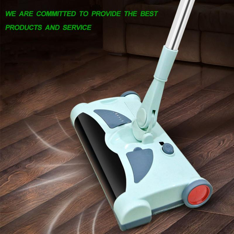 2 In 1 Floor Battery Powered  Low Noise Portable Household Vacuum Cleaner Handheld Dust Collector and Aspirator(China)