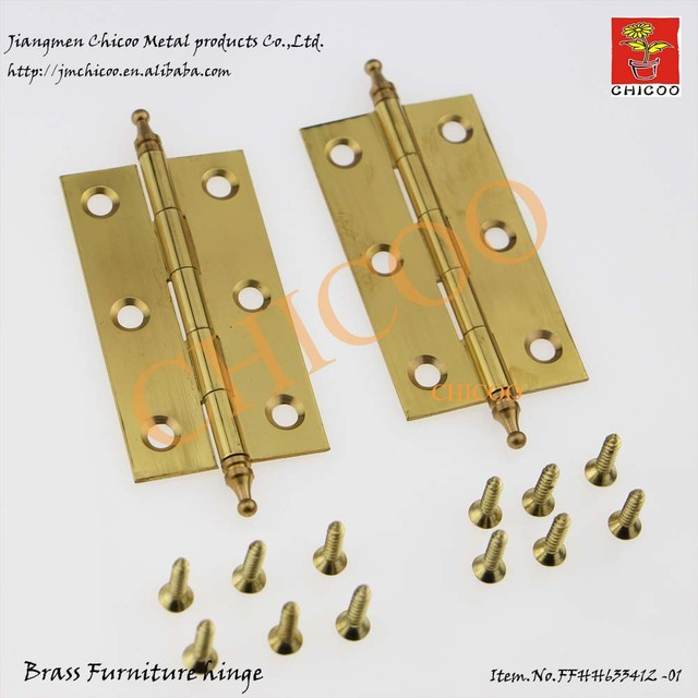brass colour Furniture Hinge, cabinet drawer pull hinge, kitchen door hinge