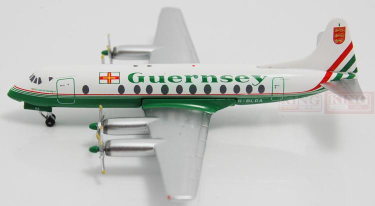 Aeroclassics Guernsey /VIS G-BLOA 1:400 800. commercial jetliners plane model hobby xx2858 jc hongkong b747 200f wings vr hvy 1 200 commercial jetliners plane model hobby