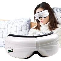 Heating Eye Massager Air Compression Goggles Massager Anti Dark Eyes Relieve Eye Fatigue Music Relax Sleep Sleep Eye Mask