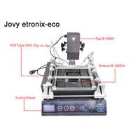 Free Tax Promotion Bga Rework Station Jovy System Jetronix Eco Three Zones Semi Automatic Reball Station