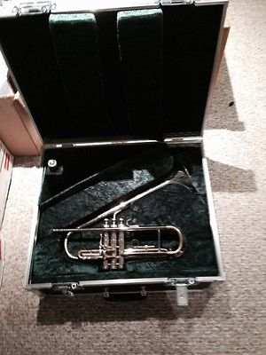 Vintage C G  Conn Connstellation 38B Trumpet