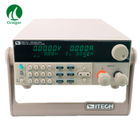 IT8511A+ Channel DC Electronic load Programmable 0 150V/ 1mA 30A/150W High Accuracy Resolution 0.1mV 1mA