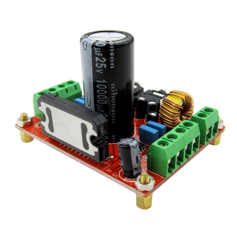fever class TDA7850 power amplifier board 4 channel car power amplifier board 4X50W with BA3121 noise reduction fever class single channel lm3886tf power amplifier board finished board can be parallel to the classic circuit