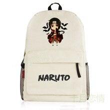 Anime Naruto Cosplay 2017 nueva historieta linda bolsa de hombro hombres y mujeres regalo de cumpleaños