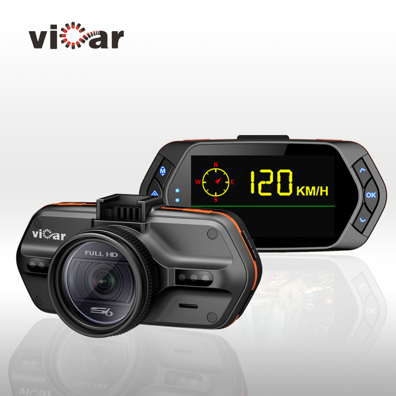 Aliexpress.com : Buy Original VICAR S6 Car DVR full HD Ambarella A7 1296P GPS Car Camera Black Box Video recorder Night Vision Dash Cam from Reliable dash ...