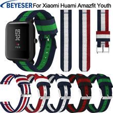 New Fabric Strap for Huami Amazfit GTS Bracelet Xiaomi Bip BIT PACE Lite Youth Smart Watchband For Samsung
