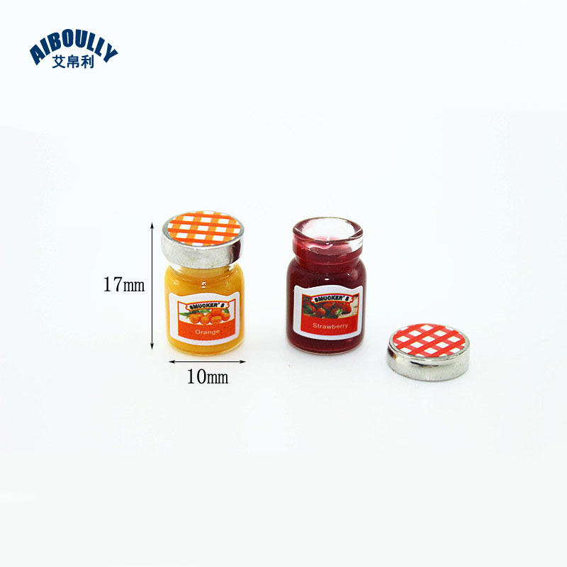 Aliexpress.com : Buy 20pcs/lot Dollhouse Miniatures Jam