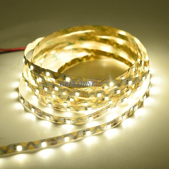 60leds / M 22-24LM / led S led strip 2835 3000-10000K smd Plegado - Iluminación LED