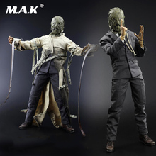 IN STOCK 1/6 Scale Batman Scarecrow figure doll Jonathan Crane Super villain full set action figure Toys Gift for collection недорого