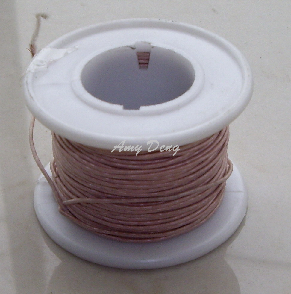 100meters/lot Free Shipping0.1x64 New Litz Wire Strands Of Copper Wire According To The Sale Of Rice