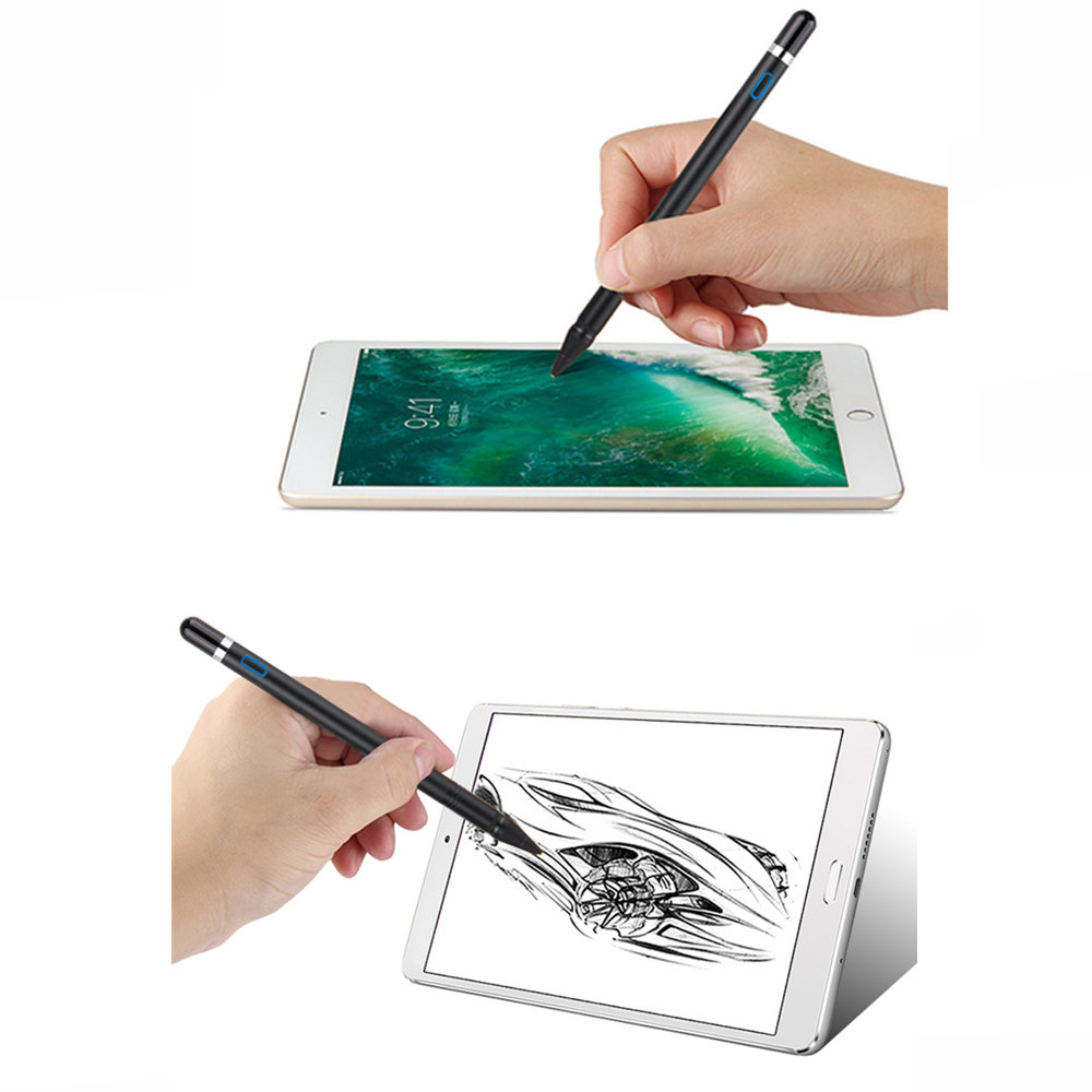Active Stylus Touch Pen Capacitive Screen Pencil For Lenovo Tab S8-50 A10-70 A10-70F Tab 2 A8 a10-30 yoga tab 4 8.0 10.1 Tablet for lenovo tab3 10 for business tb3 70f m tablet case cover 10 1 inch for lenovo tab2 a10 70f l a10 30 x30f film stylus pen