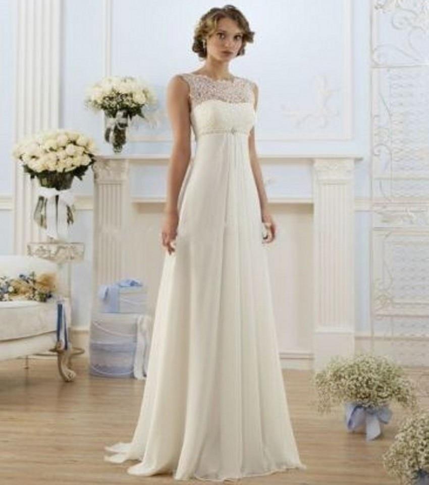 Свадебные платья из л