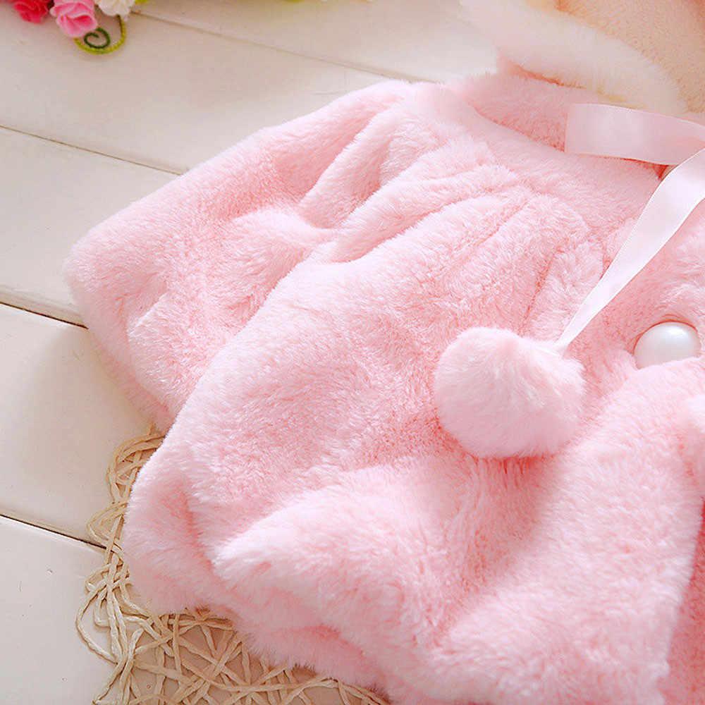Детская одежда для маленьких девочек; зимнее теплое пальто; плащ; куртка из шерсти; плотная теплая одежда; пуховая верхняя одежда и пальто; 827
