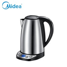 Интеллектуальные Midea электрический чайник термос управления бойлер Из Нержавеющей стали чайник 220 В Анти-сухой Бытовая техника для кухни