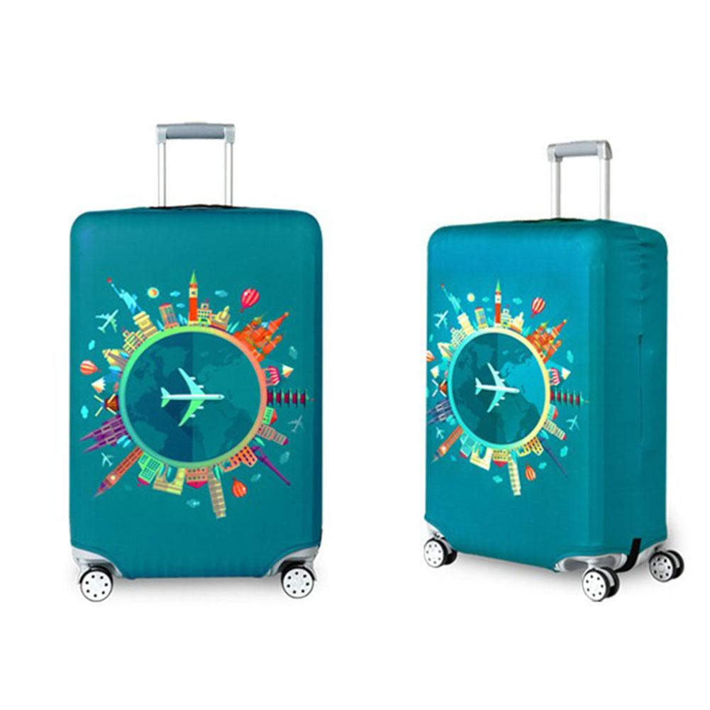 Luggage Case Suitcase Protective Cover Thicker Elastic Cases Covers Trolley Thickened Dust Sleeve 18 32 Inch Travel Accessories