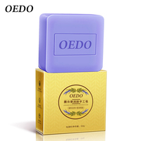 Skin Care Lavender Extract Moisturizing Handmade Soap Deep Cleaning Brighten Skin Tone Face Care Improve The