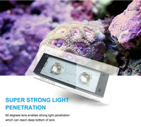 ZETLight Coralline LED Lamp Wifi Control Coral Grow Marine Aquarium Reef Fish Tank White Blue aquarium SPS LPS LED Lighting