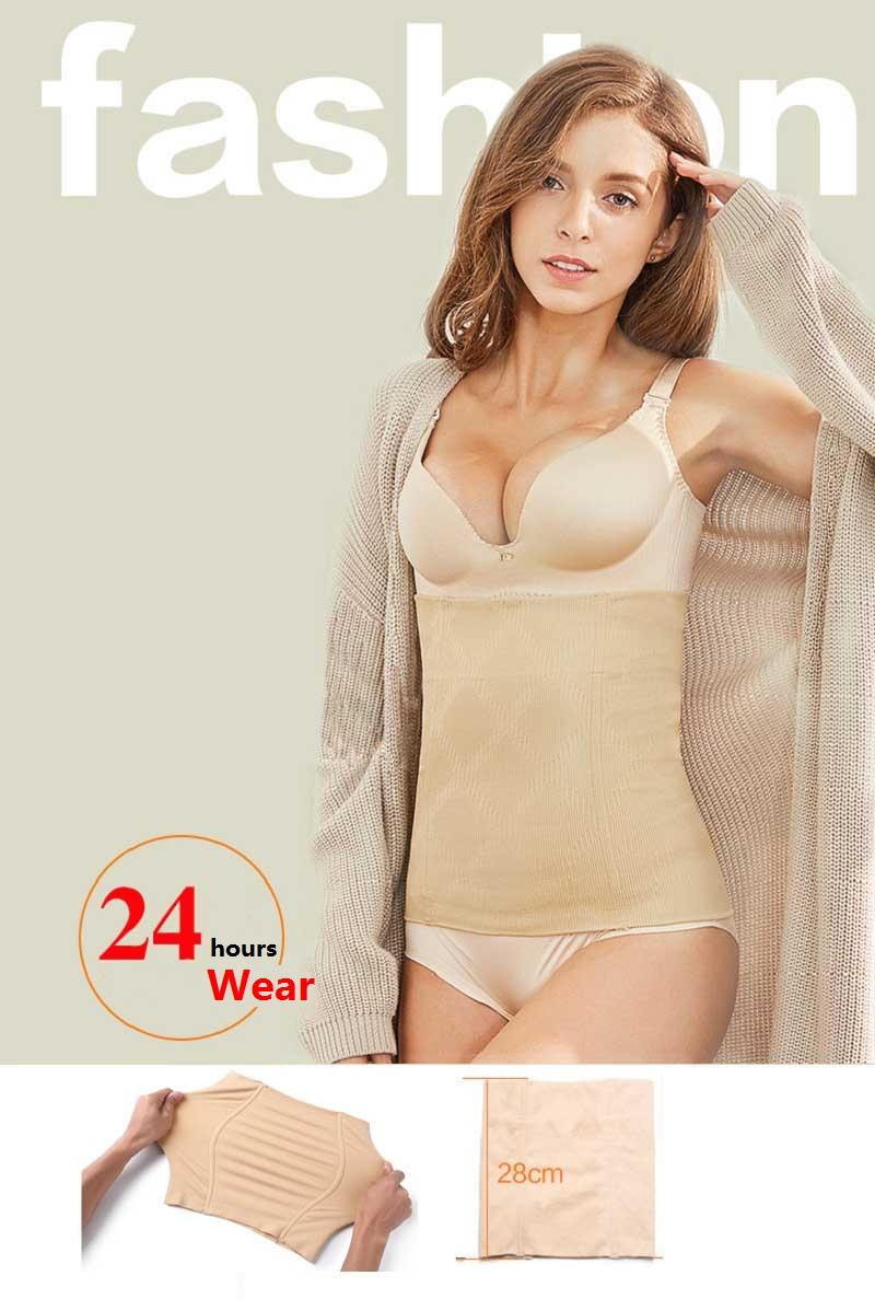 d8510f66ca8 Dropwow NINGMI Women Modeling Belt Waist Trainer Slimming Wedding ...