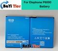 Para Elephone P6000 Batería 100% Nuevo 2700 mAh 3.7 V Li-polymer batería Batería Elephone P6000 Pro Teléfono + en stock