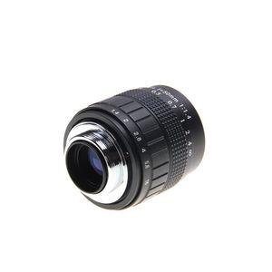 Image 3 - Объектив 50 мм F1.4 CC TV + C образное крепление + макро кольцо + бленда для Sony E образное крепление фотосессия A6300 A6100 A6000 A6500