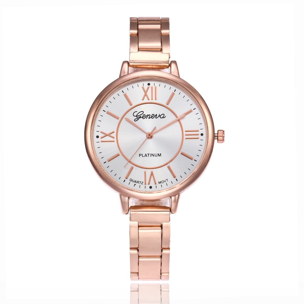FUNIQUE Fashion Gold Geneva Watch Women Ultra Thin Steel Band Simple Dress Women Quartz Wrist Watch Ladies Clock Roman Numerals стоимость