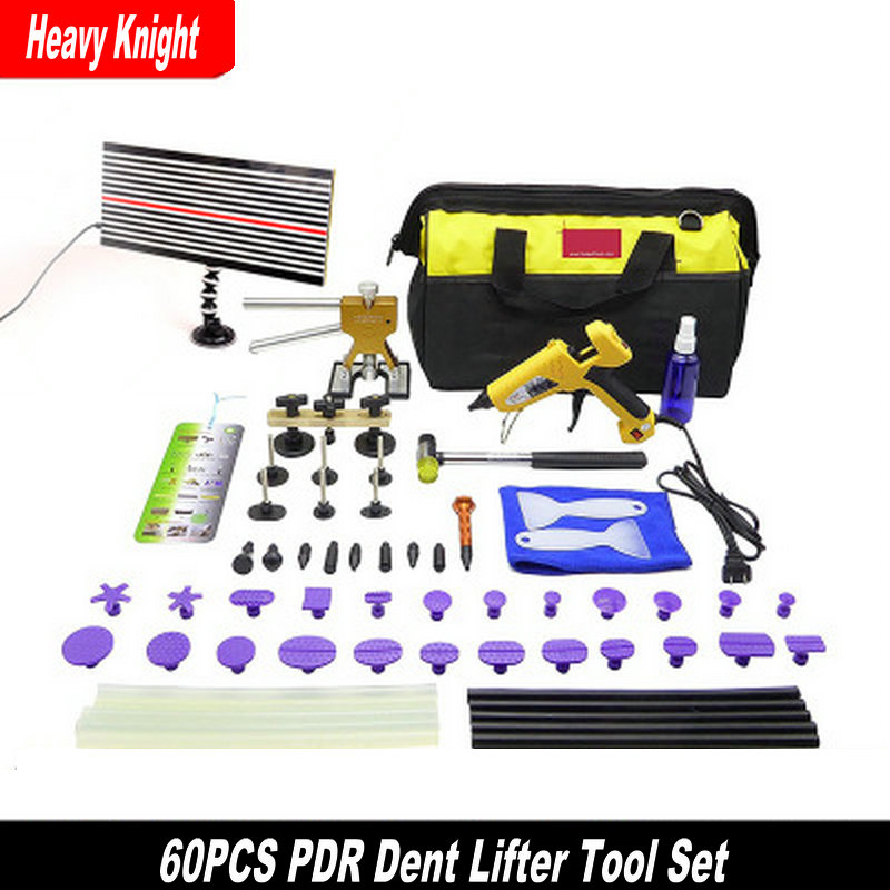 PDR Tools Paintless Dent Repair Tools Dent Removal Dent Puller Tabs Dent Lifter Hand Tool Set PDR TOOLKIT Ferraments super pdr tools dent removal pdr tool kit dent puller tabs hand tool set paintless dent repair tools