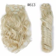 Synthetic Natural Hair Extension