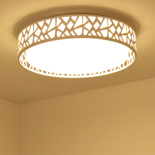 24W Led Celling Light Acryle Round Circular  AC90-260V 3 Color Switchable Warm White/White/Cold White Lampara For Room Bedroom