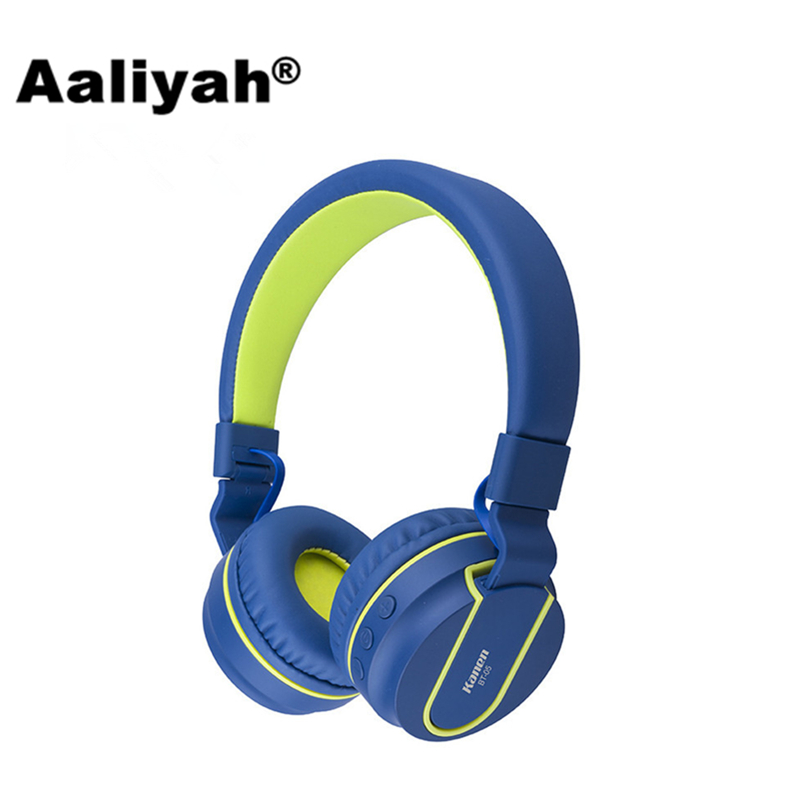 Aaliyah Wireless Headphone Bluetooth Stereo Headsets Earbud With Mic Handsfree Earphone For iPhone Samsung Pc For Girl Headphone