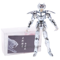 Saint Seiya Myth Cloth Bud White Tiger PVC Action Figure Collectible Model Toy