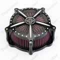 Motorcycle Accessories Contrast Cut Air Cleaner Intake Filter For Harley Sportster XL 883 XL 1200 1991 1992 1993-2014 2015 2016
