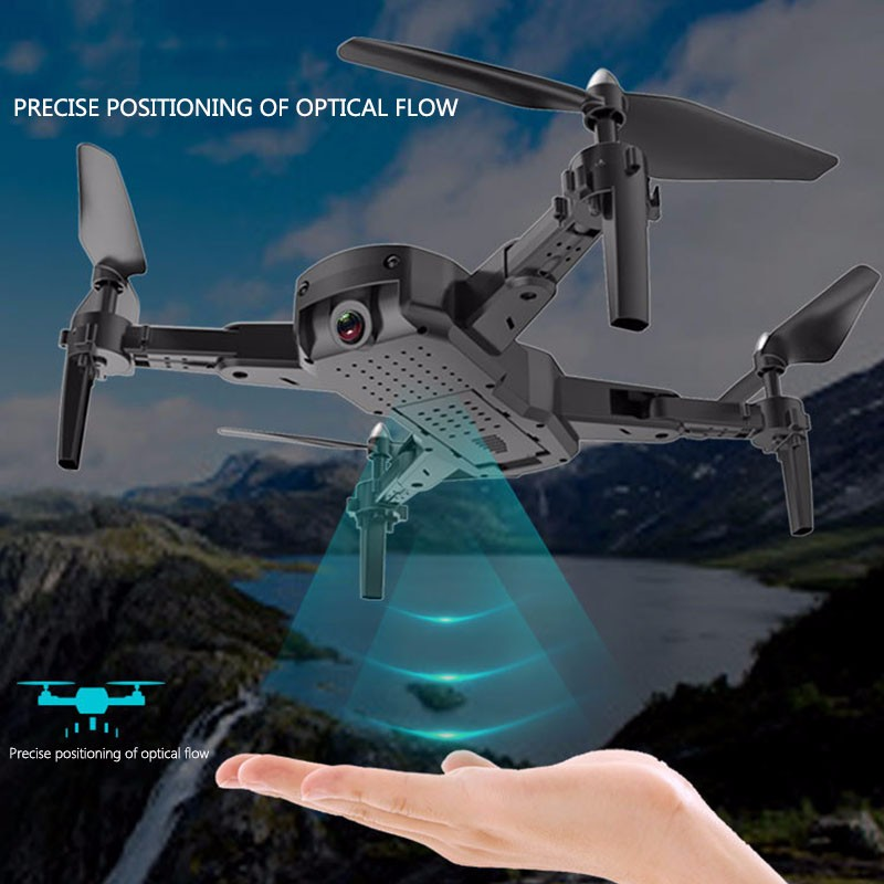 Drone Avec HD 1080 P Wifi Caméra Quadrocopter Planant FPV Quadricoptères 5MP Pliant hélicoptère rc sac de rangement jouet pour garçon - 4